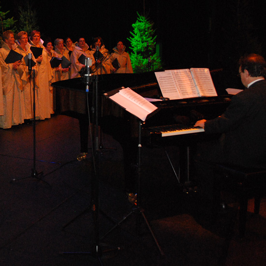 Lessons & Carols in de Modersproake
